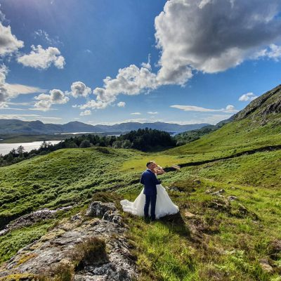 The best location for an exclusive wedding venue in Scotland
