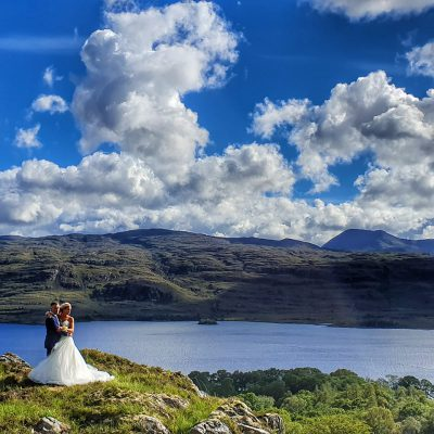 Exclusive wedding venue in Scotland