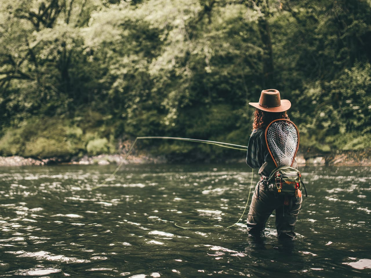 Fly fishing venues in scotland