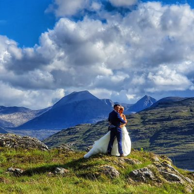 Unique wedding venue in the Highlands of Scotland