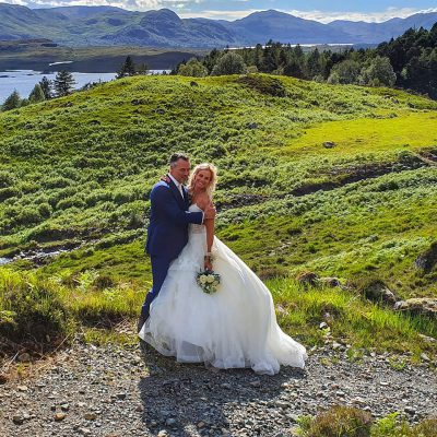 Unique wedding venue in Scotland