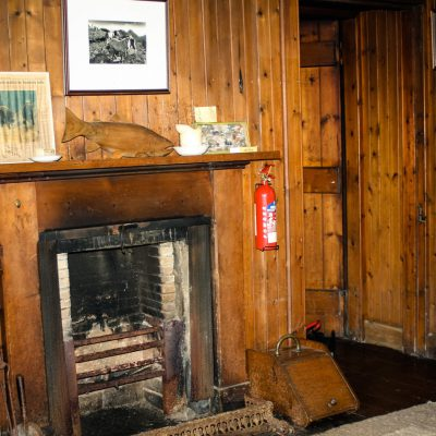 Hunting lodge in Scotland