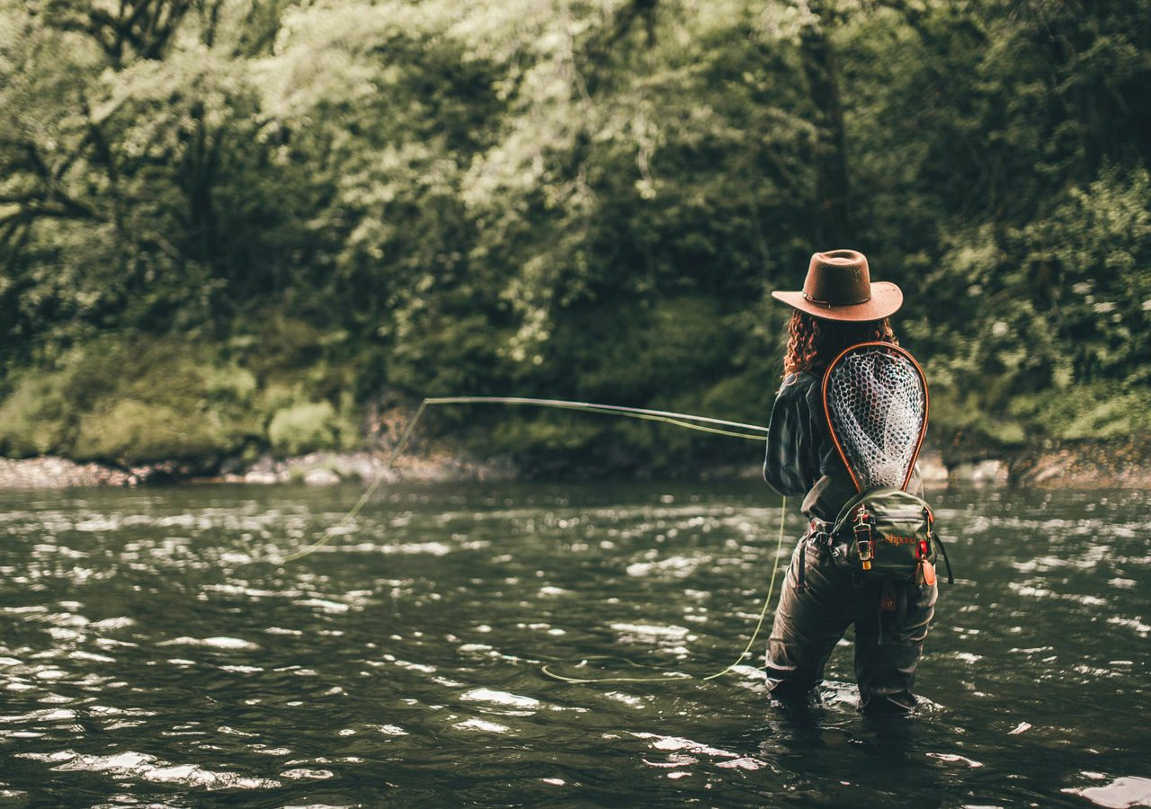 Fishing venues in Scotland for fly fishing