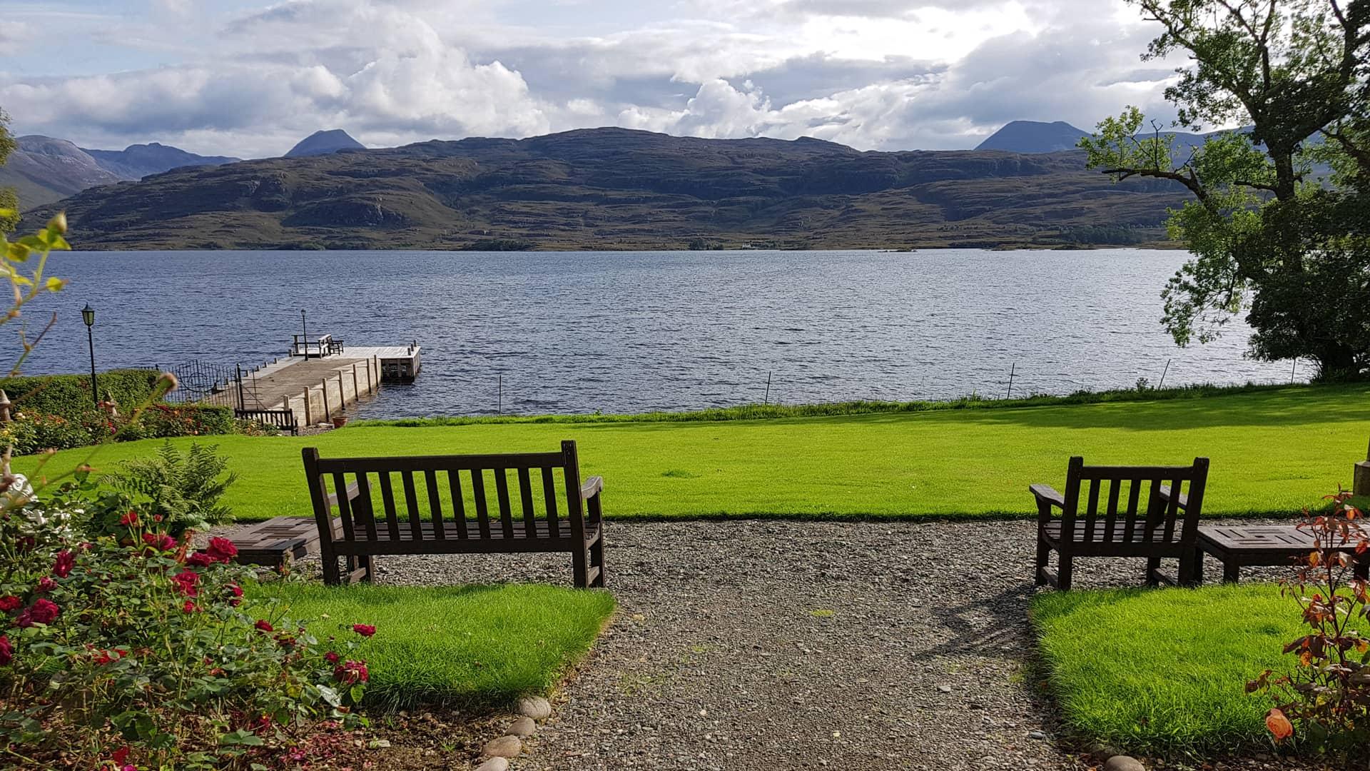 loch side lodges scotland