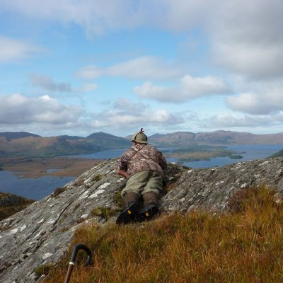 Shooting holidays in the Highlands - Scotland