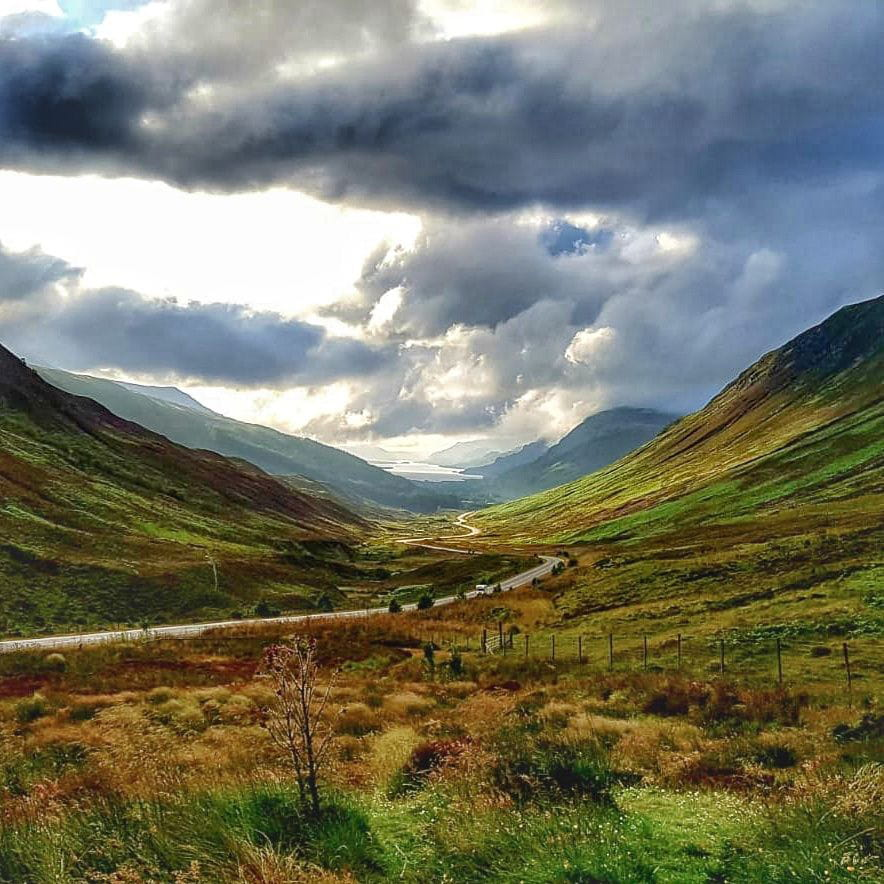Glen Docherty View Point