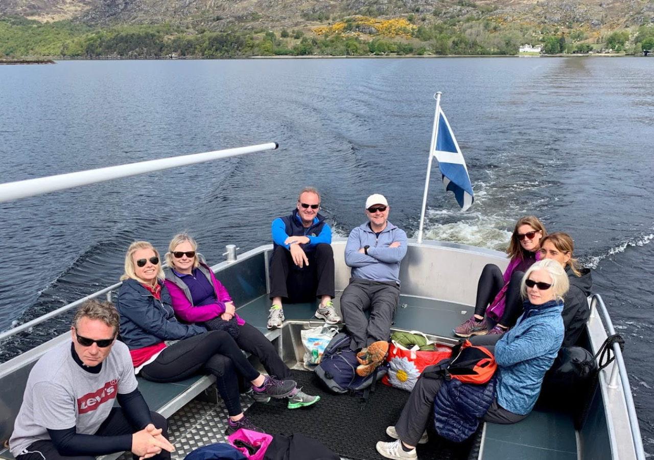 Loch Maree Boat Trip