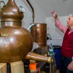 Badachro Gin Distillery from Scottish Highlands