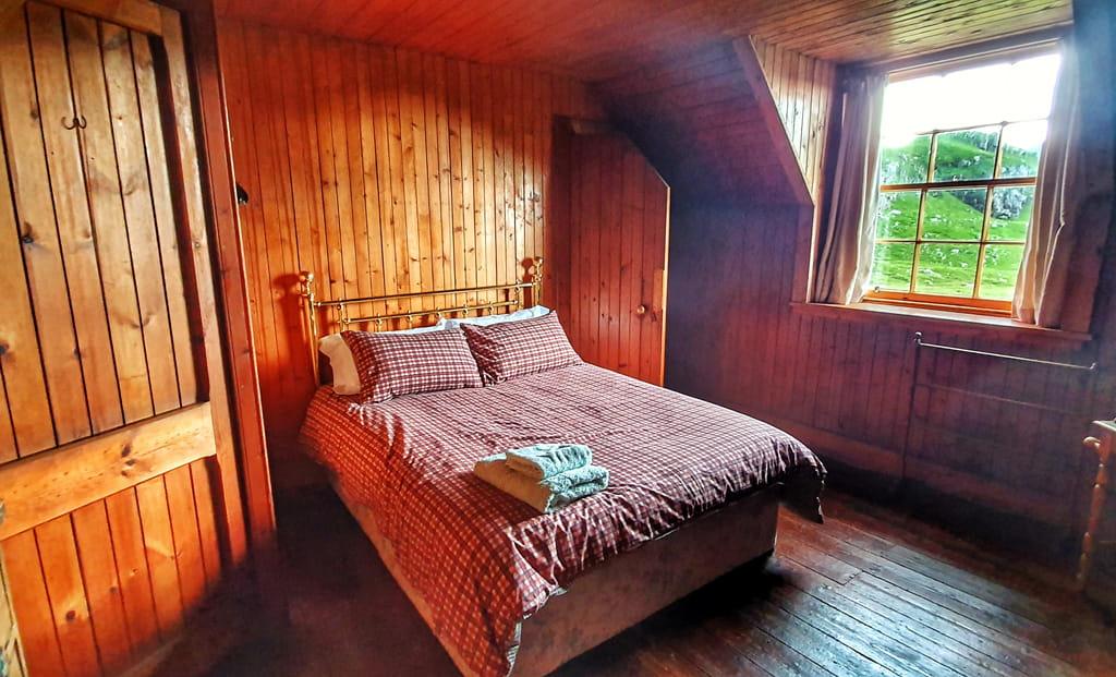 Carnmore Lodge Interior