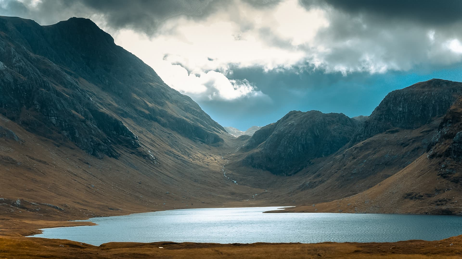 Sightseeing in Scotland