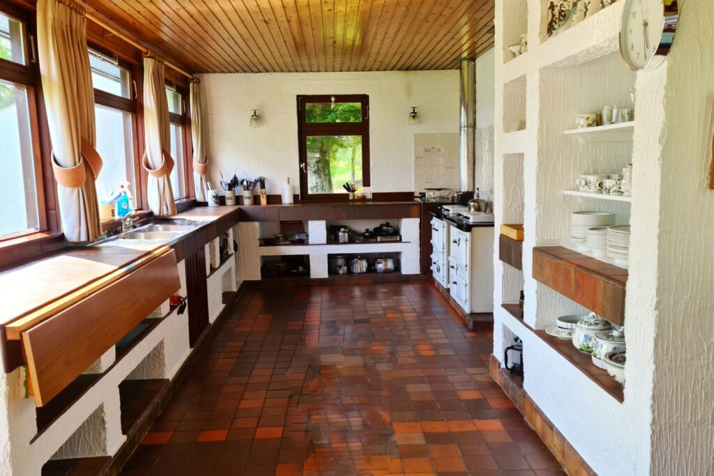 Ardlair kitchen