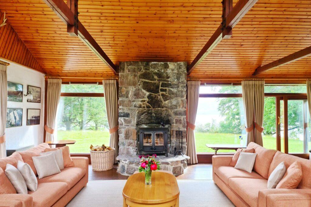Ardlair living room